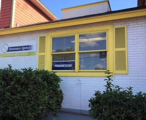 Sarasota insurance agent agency office